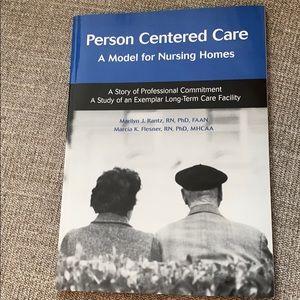 Person Centered Care book